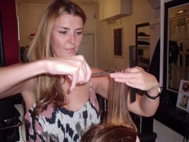 Academy - Hair Cutting Course.