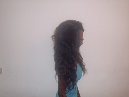 Full Closure Weave (Side)