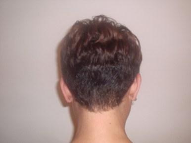 Short Crop (Back)