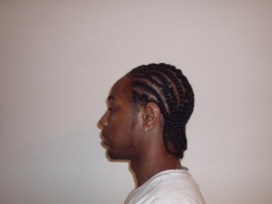 Cornrow Pattern Style3 - Mens