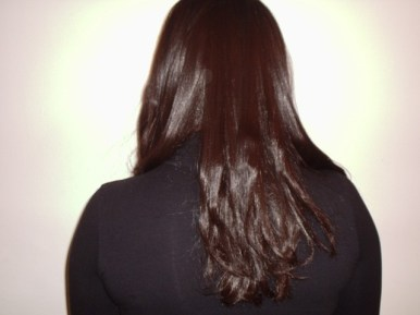 Long Weave Style - After (Back View)