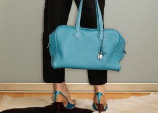 Hermès Victoria BJ