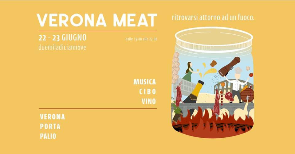 Verona meat locandina per Silla e Pepe