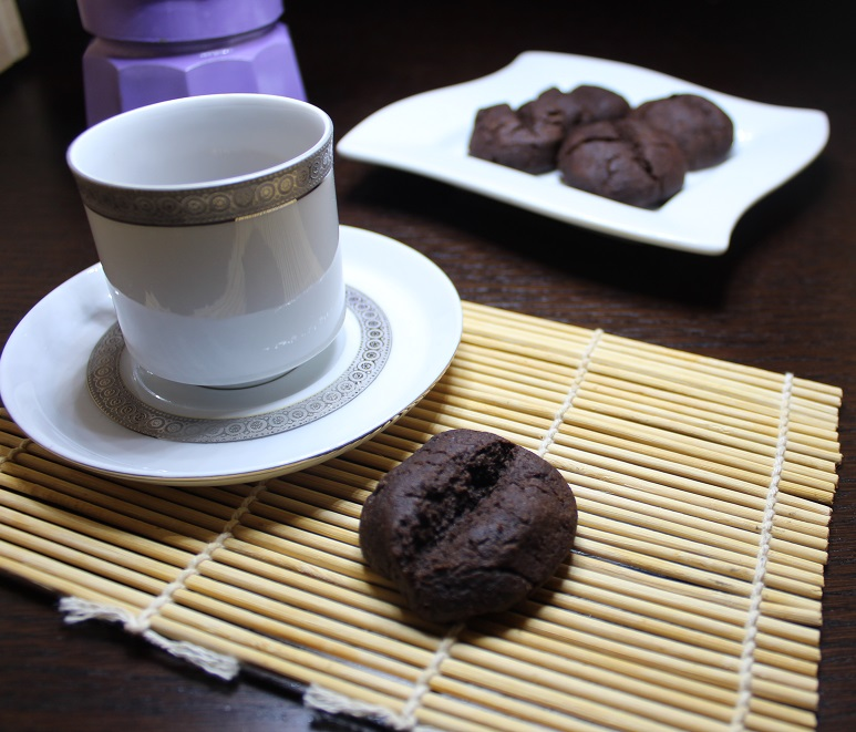 Il piacere del caffè in deliziosi biscotti