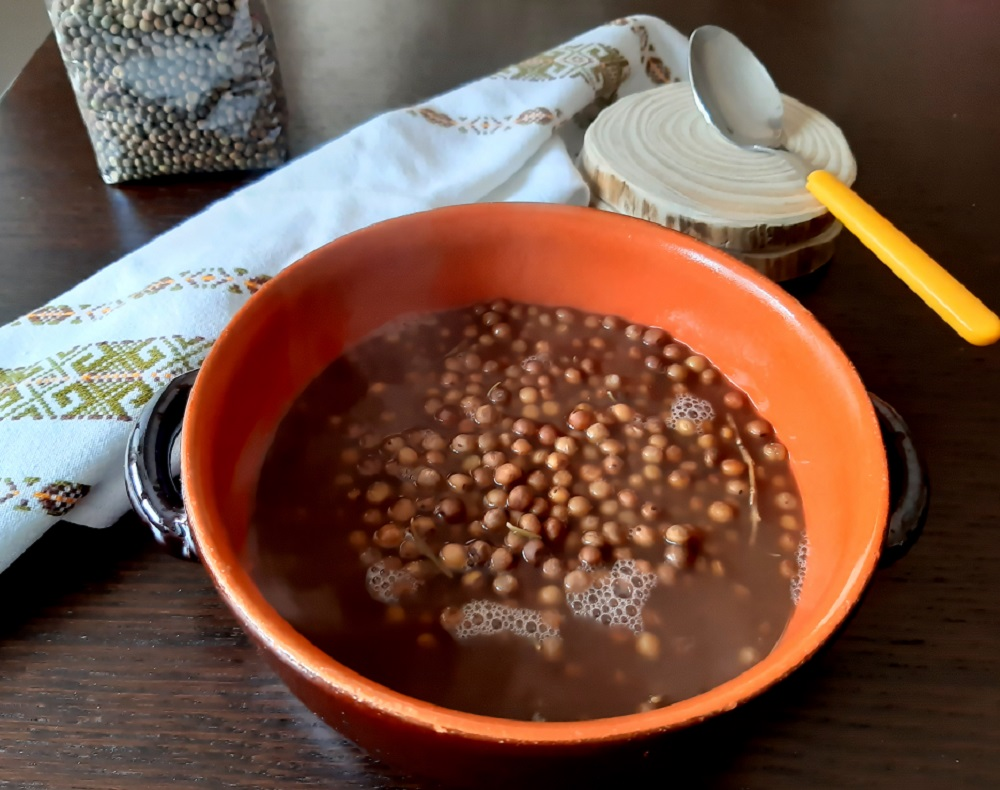 roveja storia e ricette del legume dimenticato zuppa calda