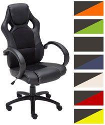 Las 3 mejores sillas de escritorio baratas black friday for Sillas oficina black friday