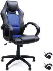 mejor silla gaming barata - Songmics Racing