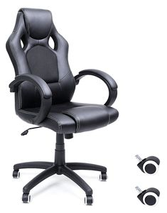 silla ergonomica songmics racing