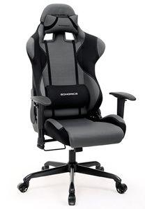 silla ergonomica songmics racing RCG02G
