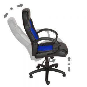 tectake silla escritorio