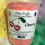cherry cotton candy