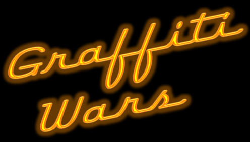 logo graffiti wars