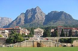 Afrique du Sud: Un  Violent incendie décime une université – vidéos