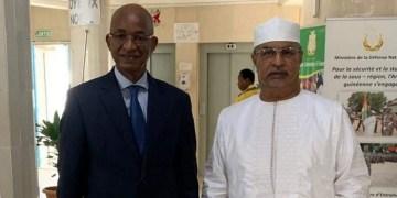 Guinée – Rencontre CNRD-partis politiques : ce que Sidya a dit au chef de la junte_15-09-21