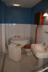 Bathroom - A Christmas Story House in Cleveland, Ohio