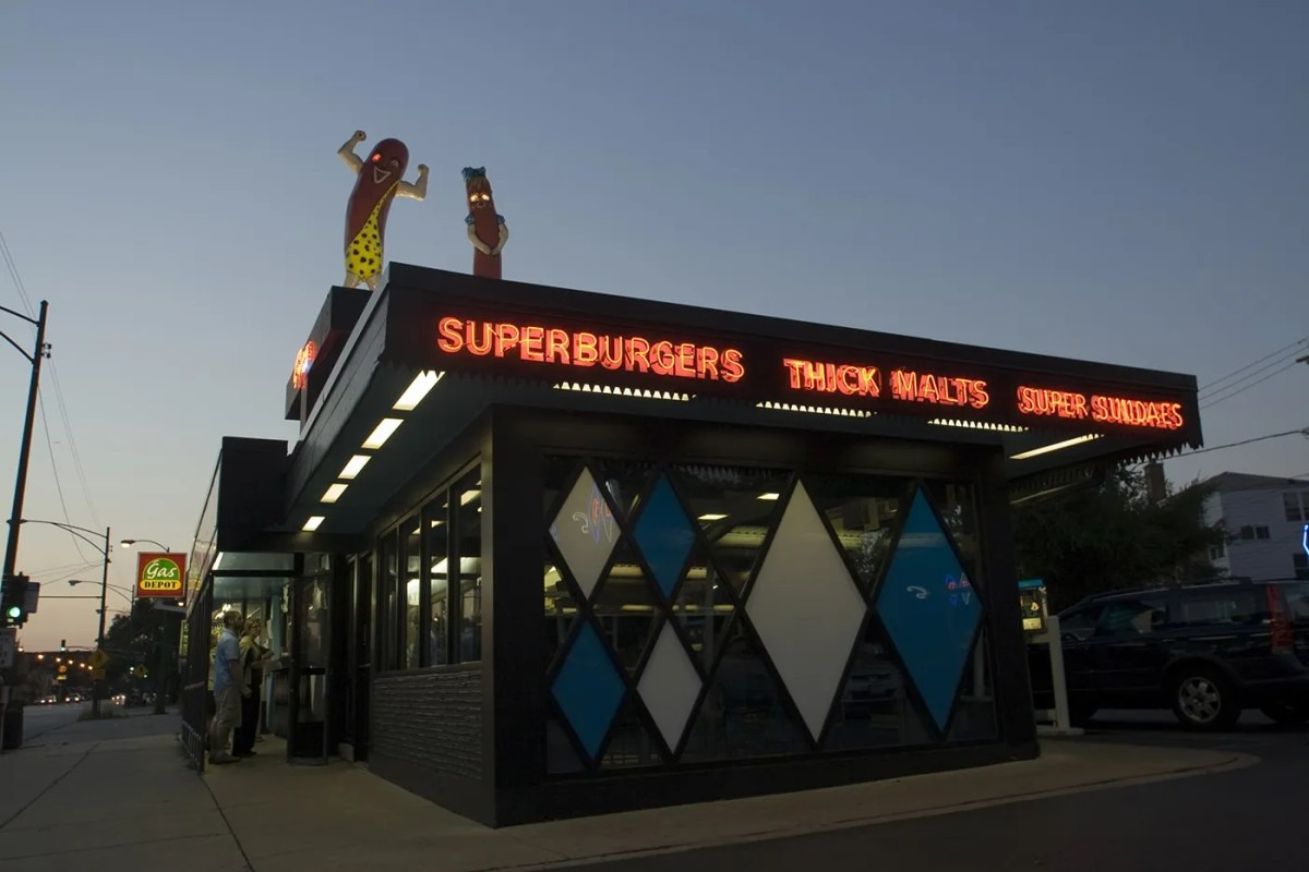 Thanks for Stopping – Superdawg in Chicago, Illinois