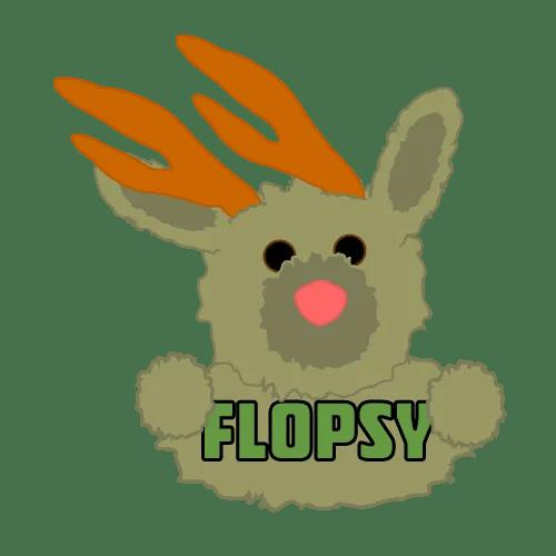Flospy the Jackalope - Silly America's jackalope mascot