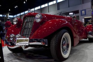 Volo Auto Museum at the 2009 Chicago Auto Show