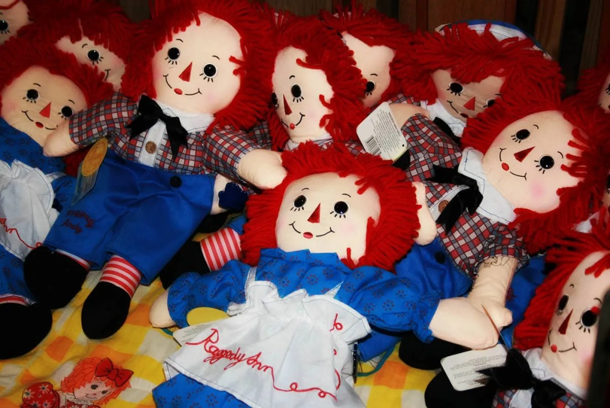 raggedy ann u0026 andy museum in arcola illinois silly america