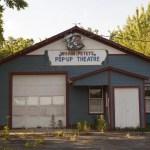 Wham & Petey's Pop-Up Theatre at the World's Largest Pecan in Brunswick, Missouri.
