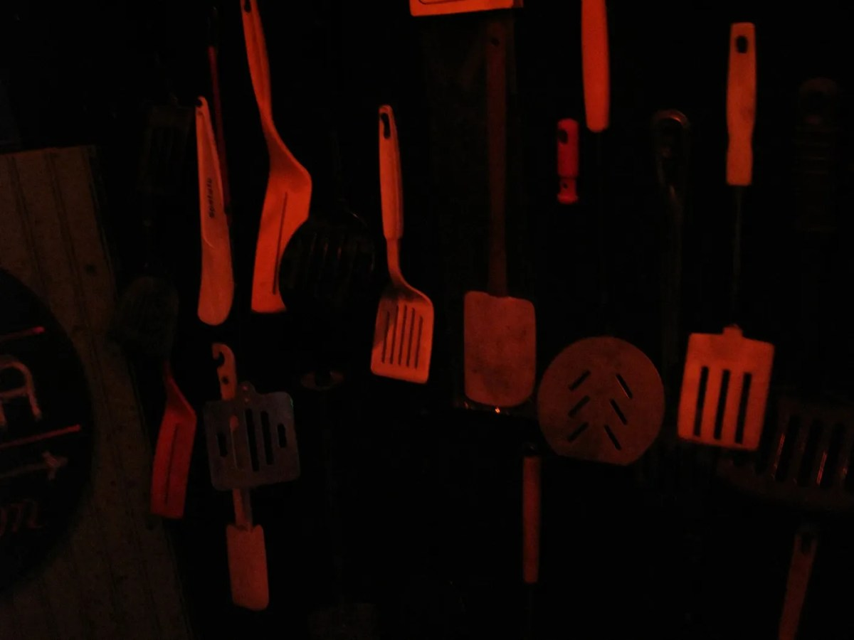 Midwest Spatula Museum at the City Museum