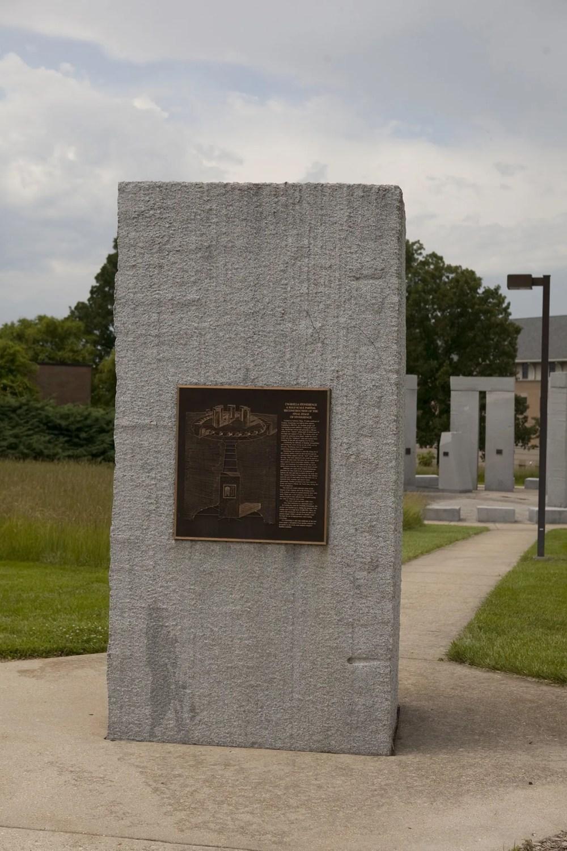 UMR Stonehenge Replica in Rolla, Missouri