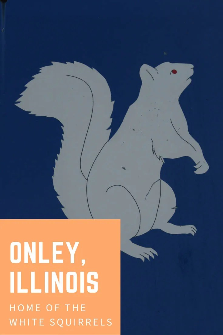 Olney, Illinois: Home of the White Squirrels