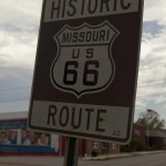 Route 66 Murals in Cuba, Missouri