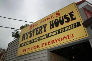 Big Mike's Mystery House in Cave City, Kentucky