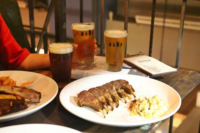 新竹美食│城咖Urban Tribe。精釀啤酒‧現點現切現烤牛排,是餐酒館也是咖啡廳*