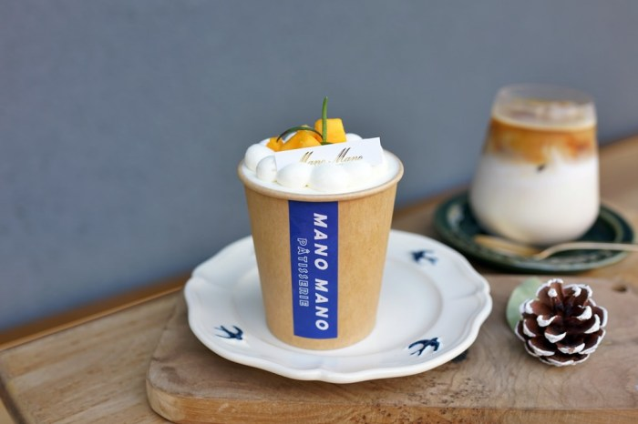 新竹下午茶│MANO MANO 手作法式甜點。長春街上讓人深深著迷的歐風咖啡廳*