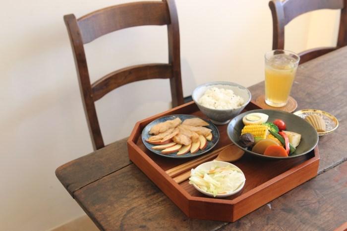 新竹美食│無恙輕食咖啡廳。在簡而有韻的質感空間,吃著無負擔的健康料理*