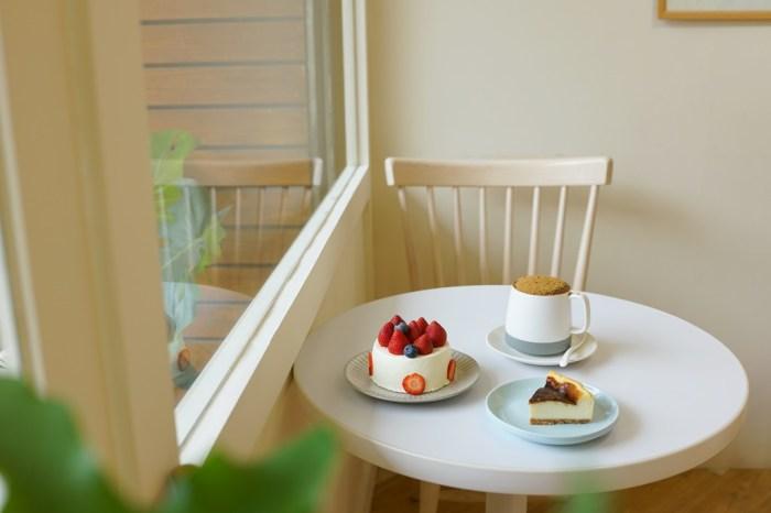 新竹下午茶│慢慢甜點 Slow Dessert。細細品味手作甜點‧慢慢享受午後時光*
