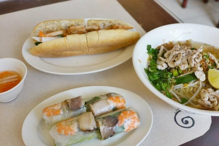 新竹美食│明昌越式餐館。好吃大份量‧道地越味這邊吃!