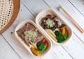 新竹外帶美食│一燒和牛便當。在家也能享用和牛大餐*