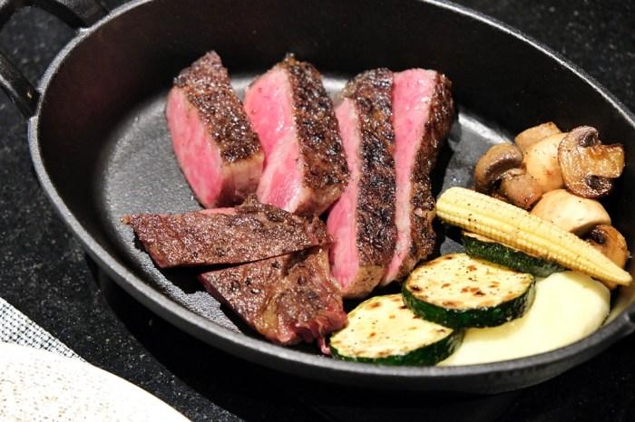 新竹美食│The Butcher Chef 侍肉餐酒館。自製乾式熟成和牛牛排,生日奢華饗宴!