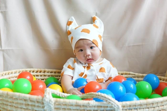 寶寶穿搭│Tong Baby & Kid 桐裝。高質感平價童裝~哈囉仙貝的穿搭初登場*