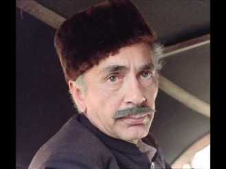 balraj sahni as salim mirza in garam hawa