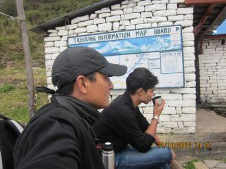 At Deurali (3000meters)