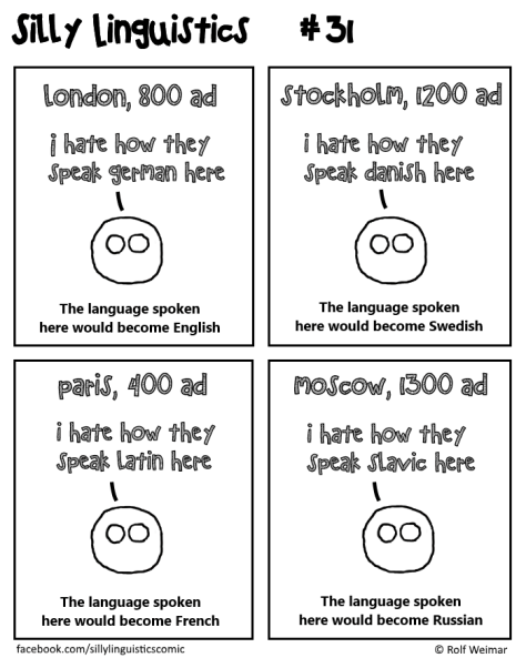 silly linguistics 31