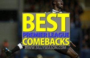 10 Best Premier League comebacks