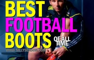 Top 10 BEST Football Boots ever
