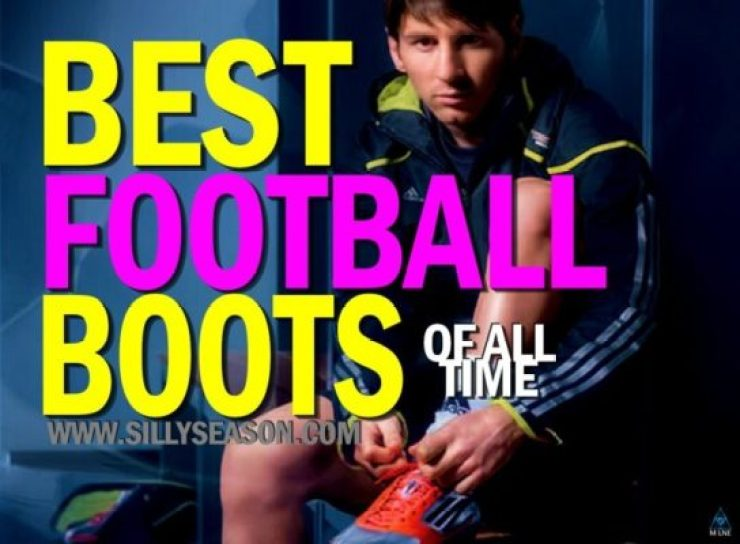 Top 10 best Football Boots ever
