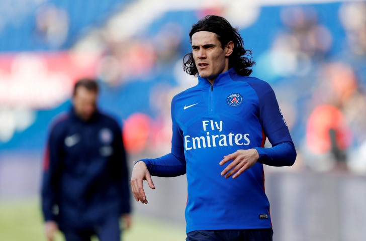 Edinson Cavani Biggest Transfer Fees in Serie A History
