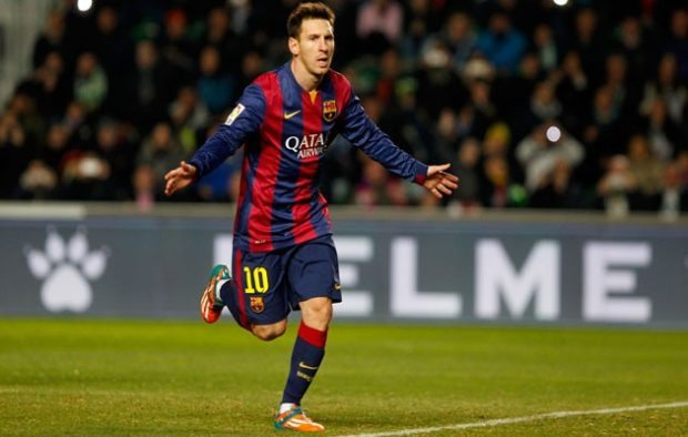 Lionel-Messi is one of the players on the Top 10 Biggest Release Clauses in World Football