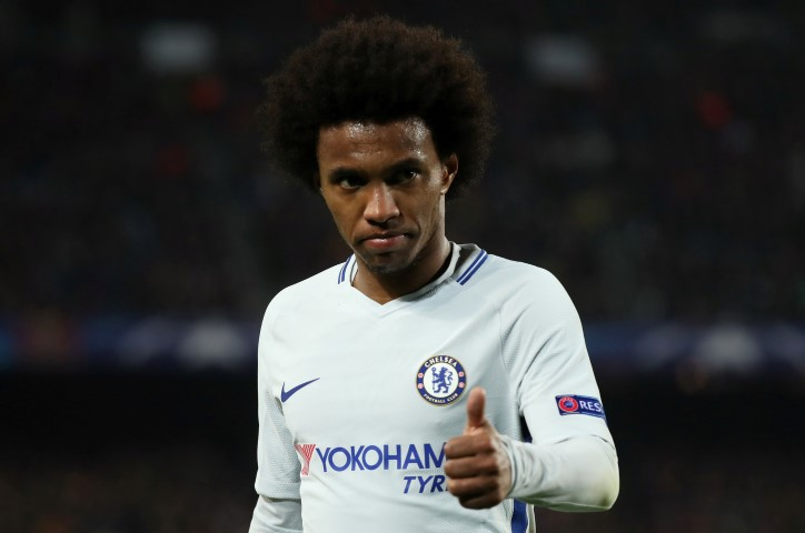 Willian is one of the most underrated footballers right now