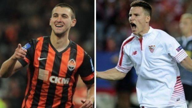 Shakhtar Donetsk vs Sevilla live stream free online - Europa League semifinal 2016