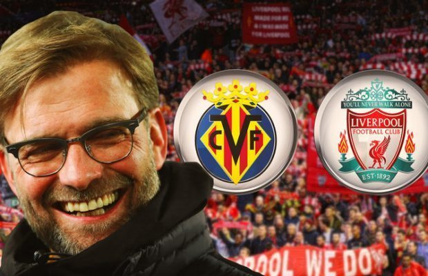 Villarreal vs Liverpool live stream free online - Europa League semifinal 2016