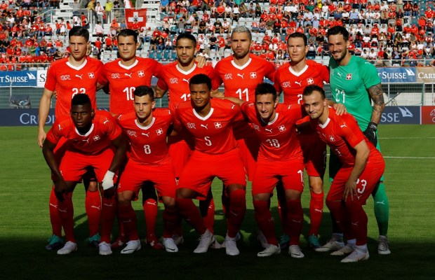 Switzerland Euro 2020 Squad - Swiss Euro 2020 Team, Group & Fixtures!