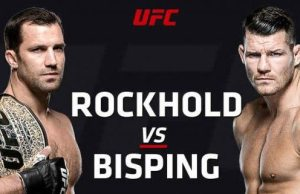 Watch Luke Rockhold vs Michael Bisping fight? What start time & TV-channel fight in UK, USA, Australia?